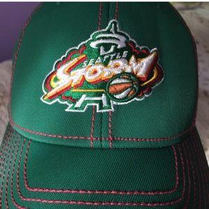 "Adidas ""Seattle Storm"" Baseball Cap"